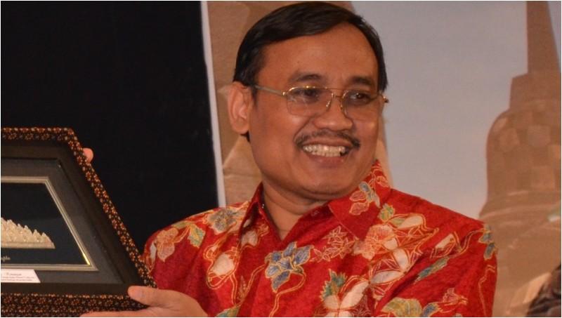Drs. Dasikin, M. Pd, Dirjen Bimas Buddha Kementerian Agama