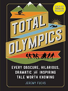 Total Olympics by Jeremy Fuchs
