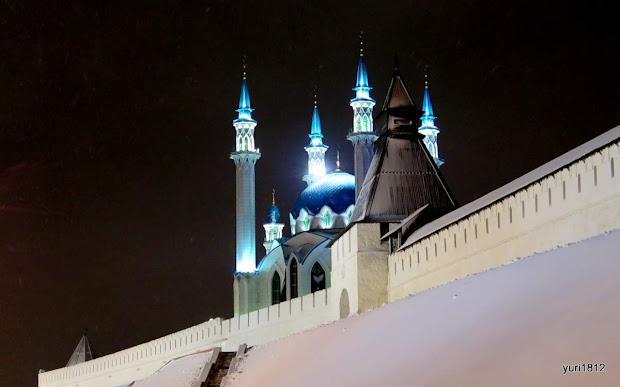 Мечеть Кул Шариф.