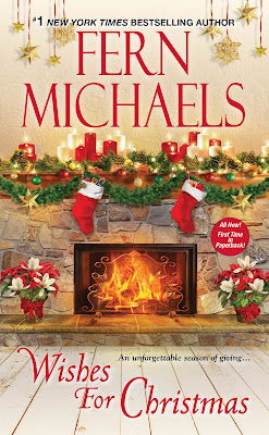 Release Blast!! WISHES FOR CHRISTMAS by Fern Michaels