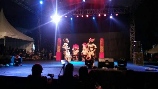 Ketika Drama Musikalisasi Asal Muasal Suku Jawa Memukau di Festival Serbu Siantar HUT Kota Pematangsiantar 147