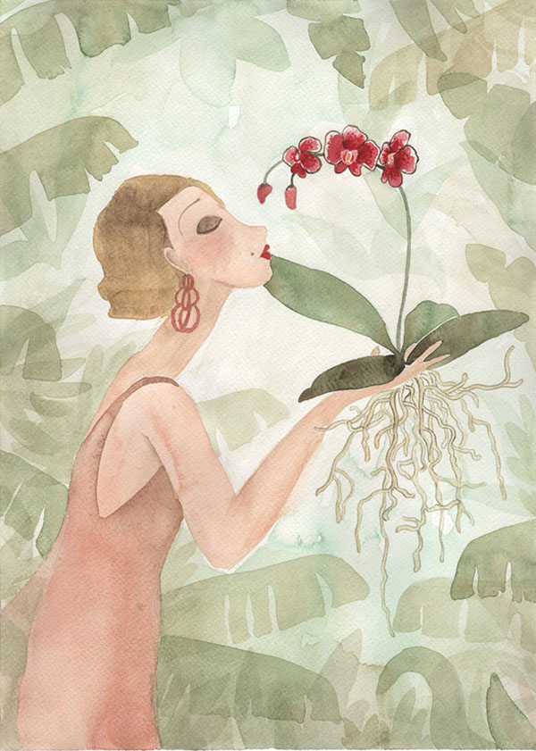 ILLUSTRATOR MONDAY ☆ GIORGIA BRESSAN