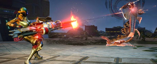 New Details Revealed For Skyforge's Gunner Class With Fun Video