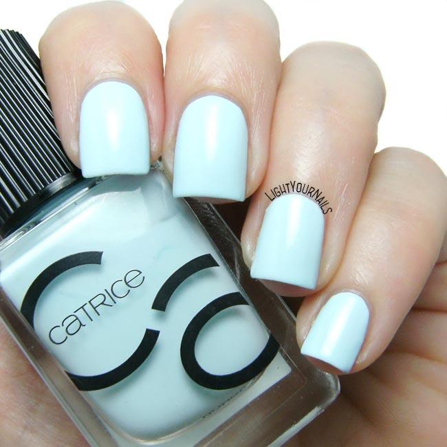 Smalto Catrice ICONails 44 I Need Vitamin SEA nail polish