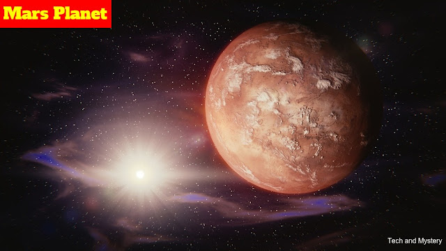 Mars planet and its facts