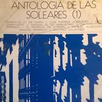 """MANUEL DE ANGUSTIAS... Antología de las soleares"""" (1) Ariola 1971"""
