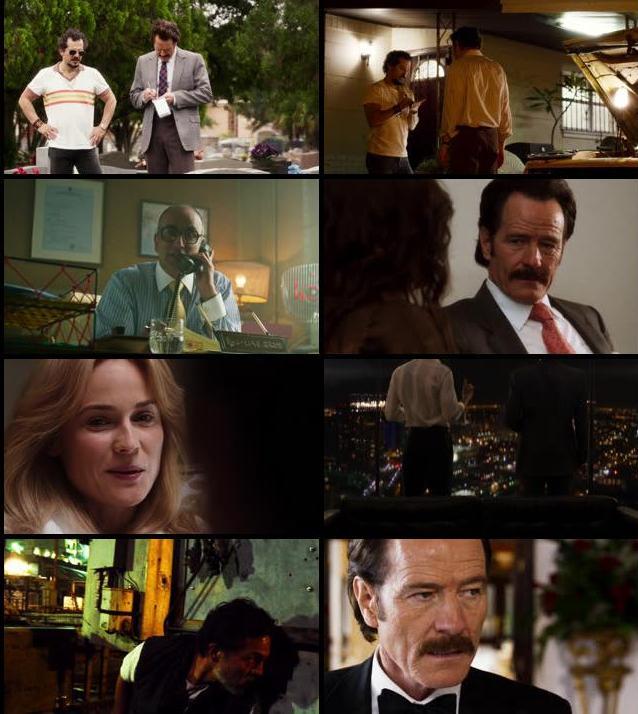 The Infiltrator 2016 English 720p BRRip