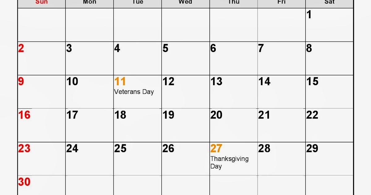 Calendar 2014 Template For Word 2015 Calendar 16 Free Printable Word Calendar Templates November 2014 Calendar Printable Moon Phases Printable