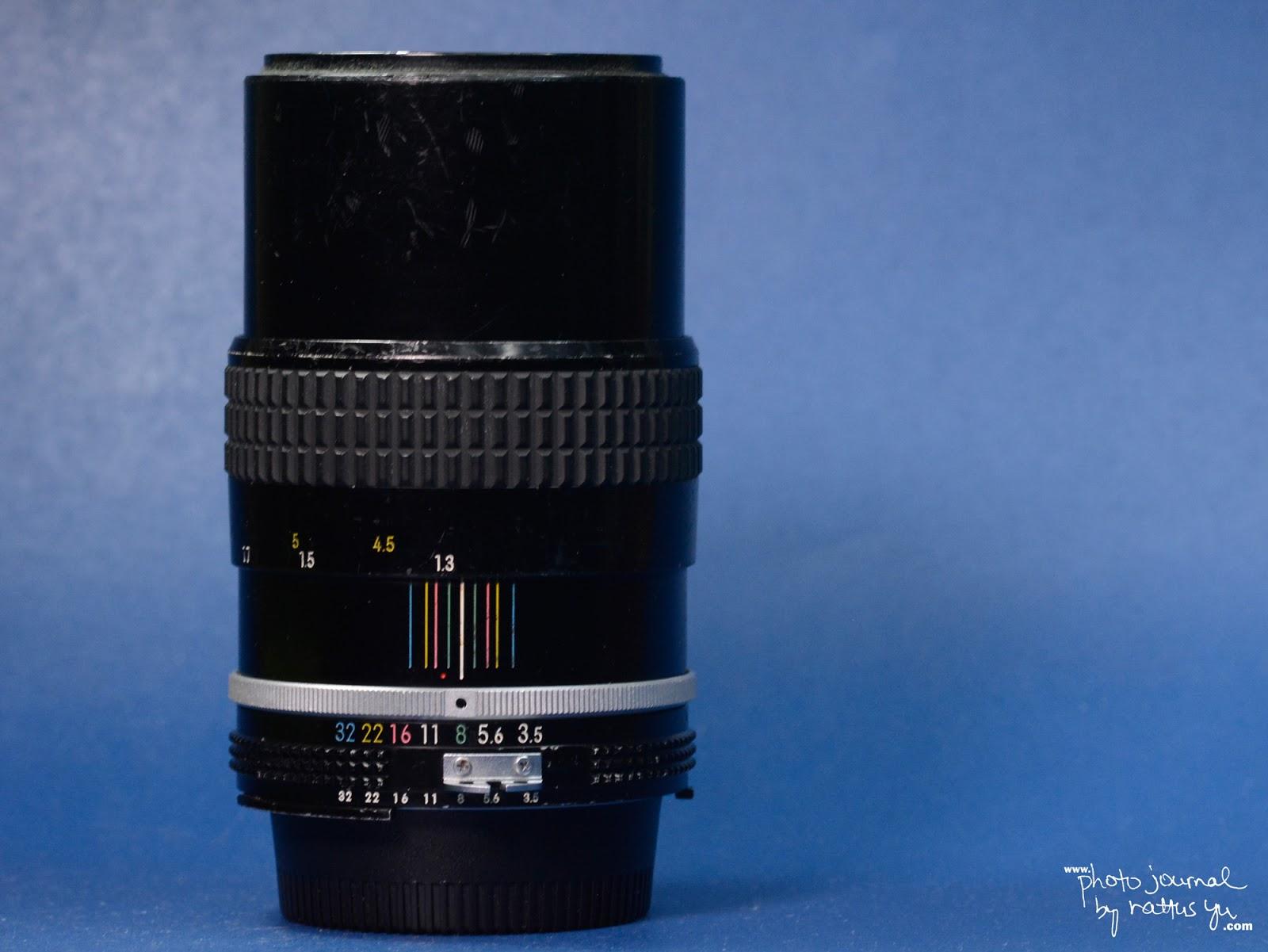 Nikkor 135mm f/3.5 (AI Version)