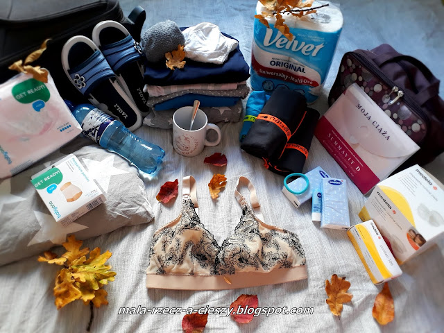 #3 Akcja wyprawka dla noworodka - Torba porodowa do szpitala