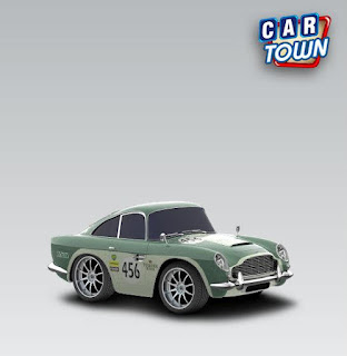 Aston Martin DB5 1963 Team Tuborg