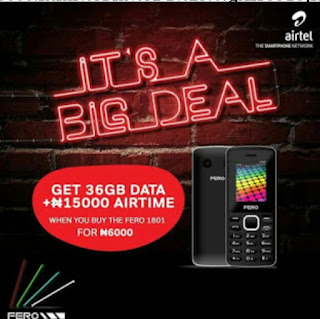 Wow 😎 How To Get free 36Gb of Data  with additional #15000 from Airtel