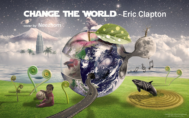 Change The World - Eric Clapton - cover by Neezhom