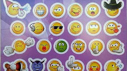 Chèn Emoticons Yahoo-Ảnh không cần thẻ cho comment Blogspot