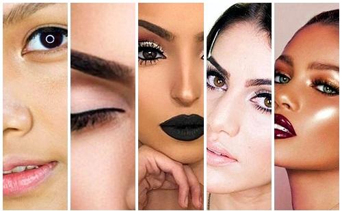 Tendencias de maquillaje otoño invierno 2018 :  Los must have de la temporada