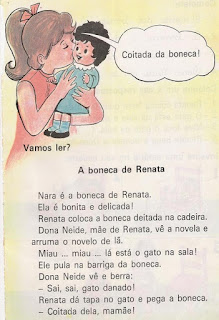 Leitura A boneca de Renata