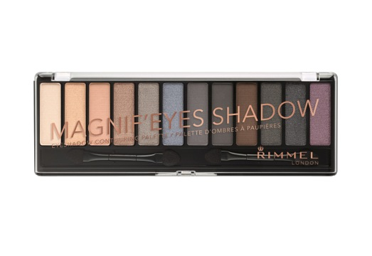 Rimmel London Magnif'Eyes Grunge Glamour eyeshadow palette