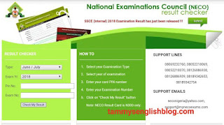 2018 NECO Examination result is out! See how to check yours