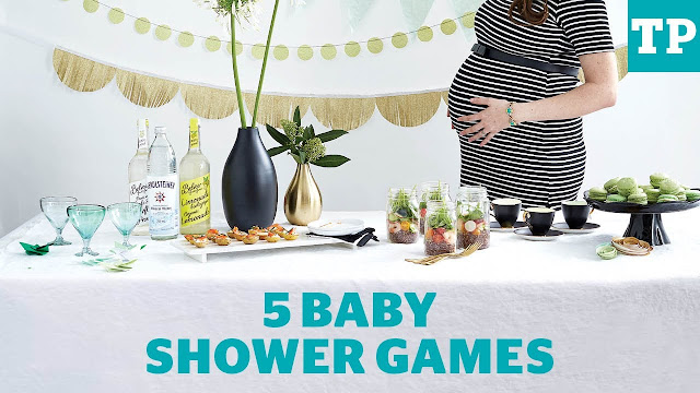 Choosing a Baby Shower Game