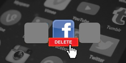 how to permanently delete my facebook account