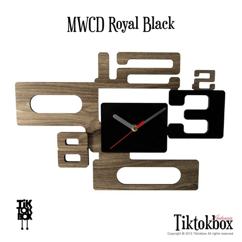 MWCD ROYAL BLACK
