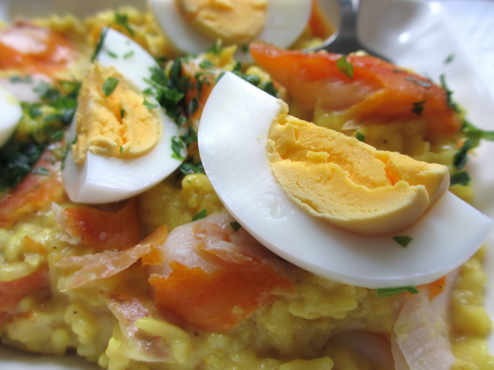 Cuisine Vin De France Recette Cooking Julia Kedgeree