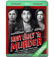 MOST LIKELY TO MURDER (2018) WEB-DL 1080P HD MKV ESPAÑOL LATINO