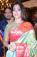 Shriya Saran Looks Stunning in Silk Saree at VRK Silk Showroom Launch Secundrabad ~  Exclusive 150.JPG