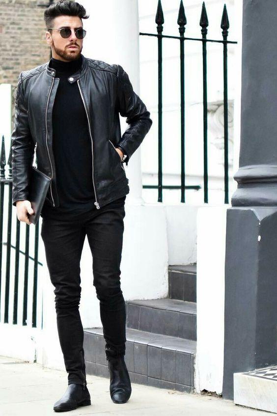 Men Should Have Black In His Wardrobe Rilyfe
