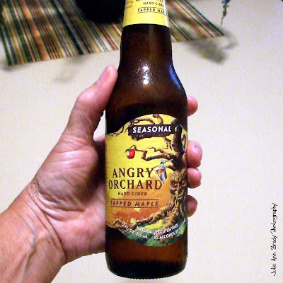 Angry Orchard Tapped Maple - Hard Cider
