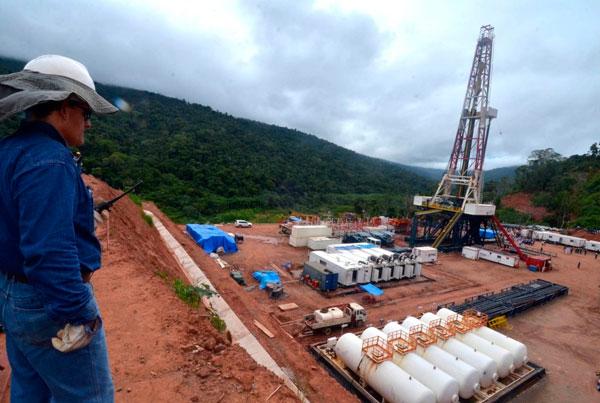 Tarija amenaza con un paro por tema de la redistribución de regalías
