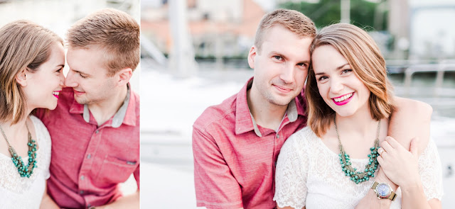 Downtown Annapolis Engagement Photos | Photos by Heather Ryan Photography