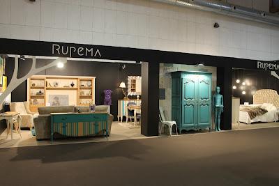 Muebles Rupema e Icono Interiorismo Feria del Mueble Nájera Decor 2016