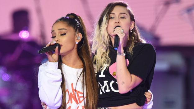 One Love Manchester: Joy shines through pain at benefit concert