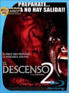 El Descenso 2 (2009) HD [1080p] Latino [GoogleDrive] DizonHD