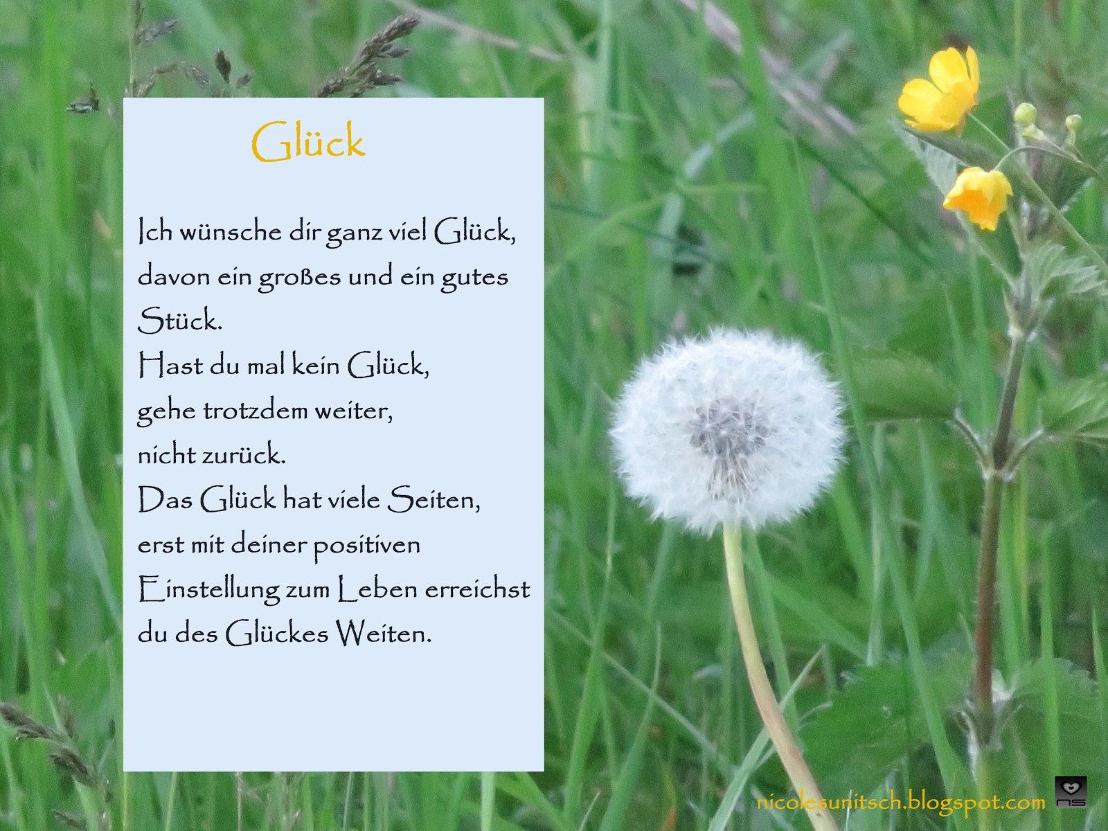 Gedichte Von Nicole Sunitsch Autorin Mai 2017