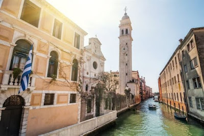 Έριδα για το Ινστιτούτο της Βενετίας