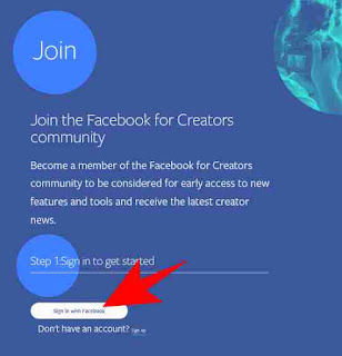 Facebook Creator Kya hai or Facebook Creator Account Kaise Banaye 2