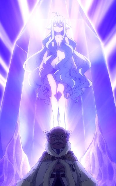 Fairy Tail Karakter - Kumpulan Foto Mavis Vermilion dan Fakta Mavis Vermilion