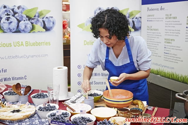 US Highbush Blueberries Launch at AEON One Utama