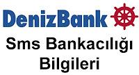 DenizBank SMS Bankacılığı