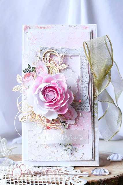 Ślubne inspiracje z kolekcją Yesterday / Wedding inspirations with Yesterday collection