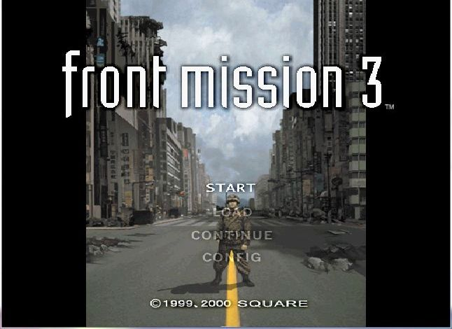 HIRRRSblogspotcom DOWNLOAD FRONT MISSION 3 PSXPS1