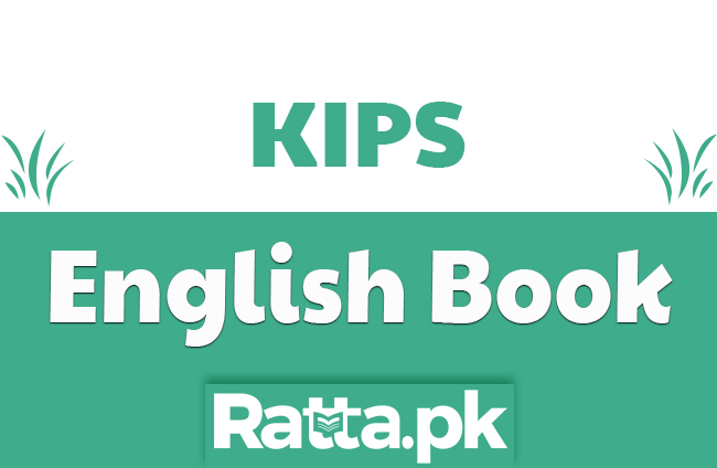 KIPS English Grammar Entry Test book 2020 MDCAT