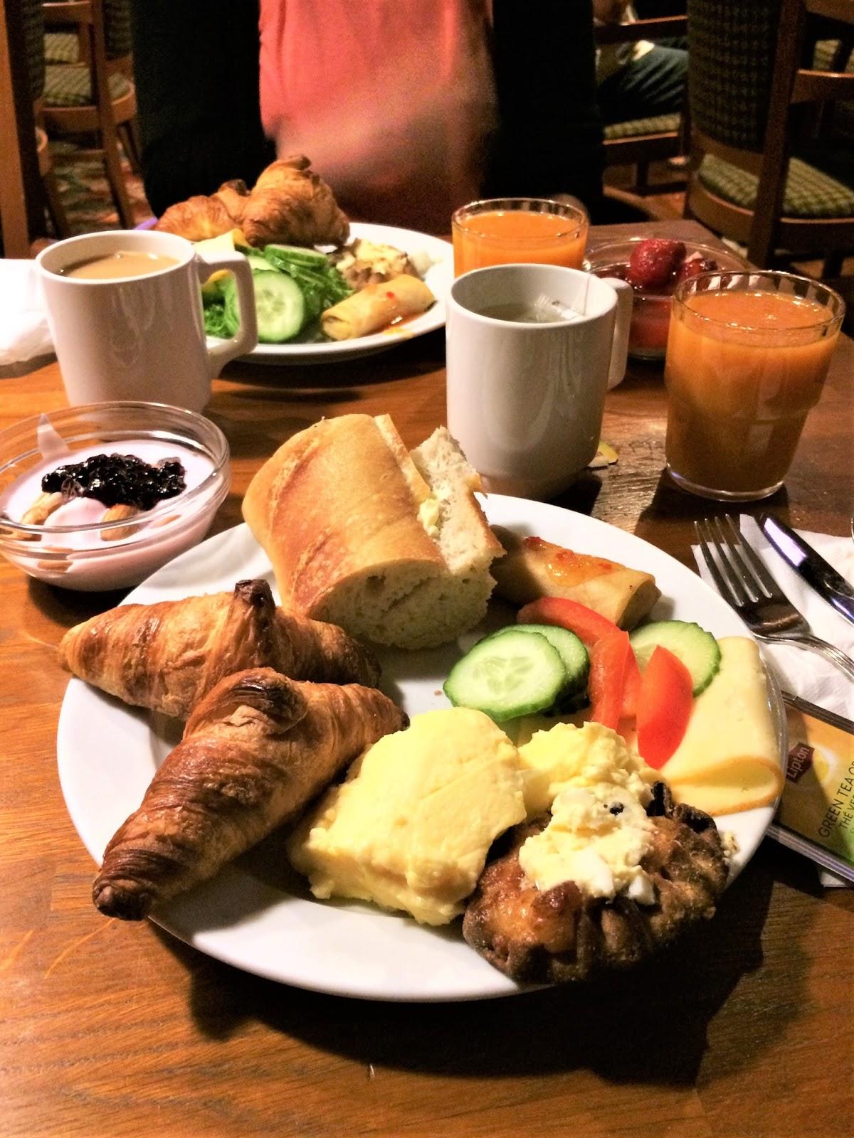 Cumulus aamiainen