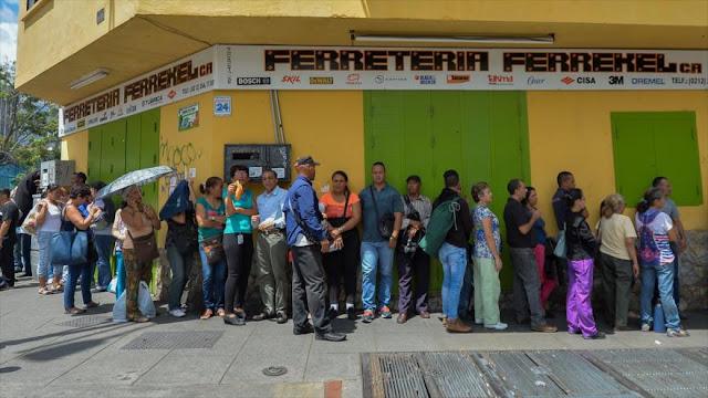 EEUU urge a sus ciudadanos en Venezuela acumular agua y comida
