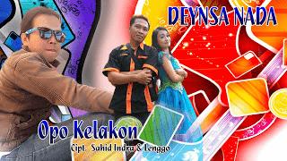 Lirik lagu Opo Kelakon - Sahid Indra & Lenggo