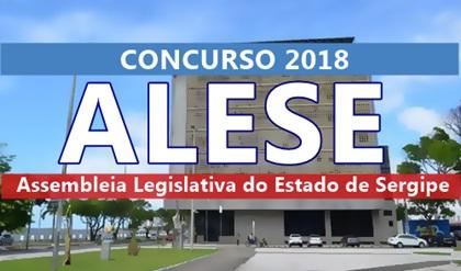 Concurso ALESE-SE 2018