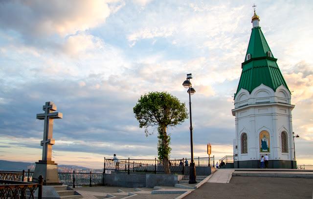 Часовня Красноярск