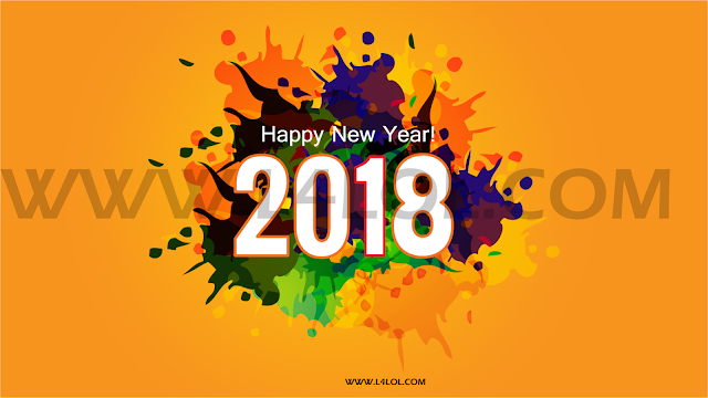Happy New Year Photos 2018